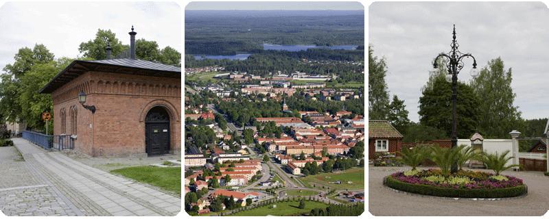 Turbinbron i Västerås :: Sala :: Vallby friluftsmuseum